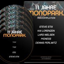 11 Jahre Monopark Promo Pack
